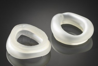 Rotationally Molded Anesthesia Masks