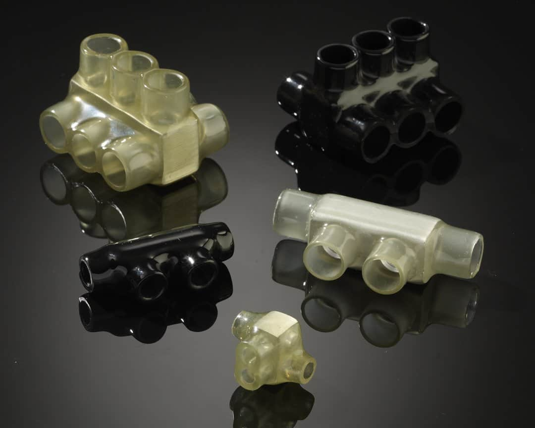 Dip Coated Insulated Electrical Connectors | Piper Plastics Corp.