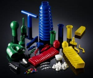 Dip Molding examples by Piper Plastics Corp