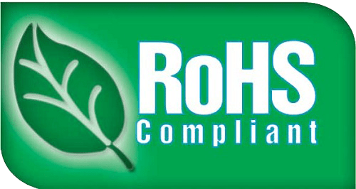RoHS Compliant Materials Available