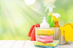 How to Clean and Disinfect Everyday Plastic Products