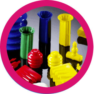 plastisol dip coated products