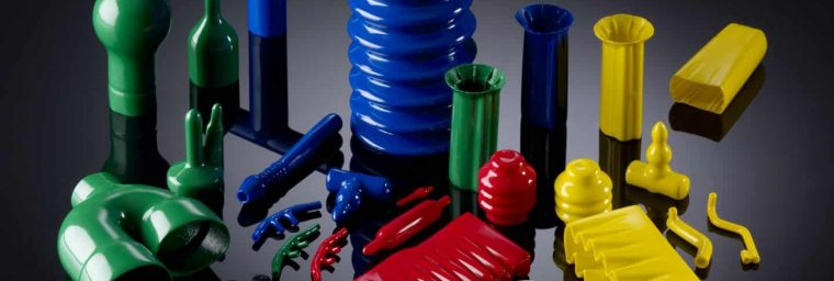 Dip Molding examples by Piper Plastics Corp.